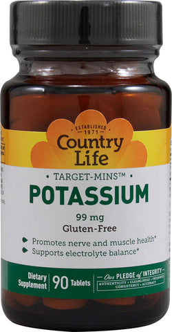 Country Life Potassium