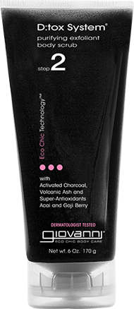Giovanni D:tox Purifying Body Scrub