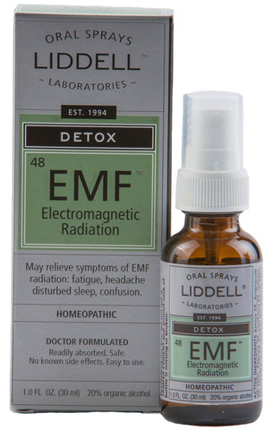 Liddell Laboratories Detox - Elecromagnetic Radiation (EMF)
