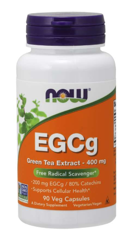 NOW EGCg Green Tea Extract