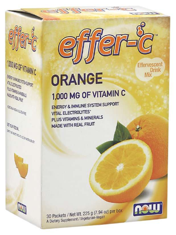 NOW Effer-C Orange