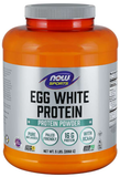 NOW Sports Egg White Protein - Unflavored