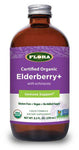 Flora Certified Organic Elderberry+ with Echinacea