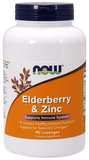 NOW Elderberry & Zinc Lozenges