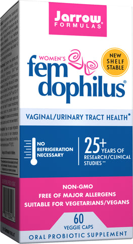 Jarrow Formulas Fem-Dophilus Shelf-Stable
