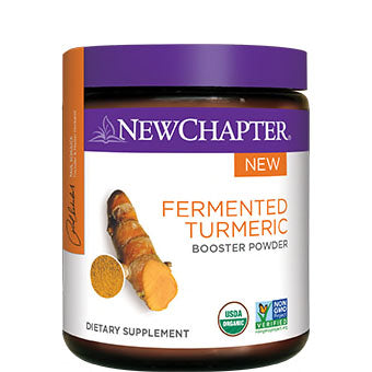 New Chapter Fermented Turmeric Booster Powder