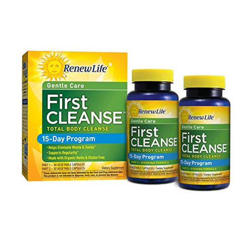 RenewLife First Cleanse