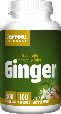 Jarrow Formulas Ginger