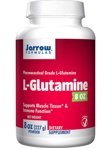 Jarrow Formulas L-Glutamine Powder