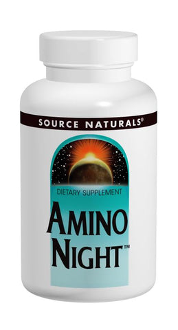 Source Naturals Amino Night