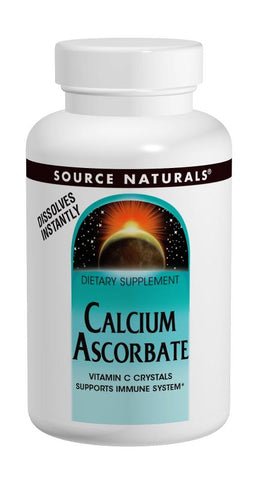 Source Naturals Calcium Ascorbate Crystals