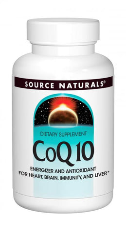 Source Naturals Coenzyme Q10 Sublingual (Peppermint)