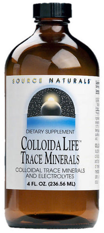 Source Naturals ColloidaLife Trace Minerals Fruit Flavor