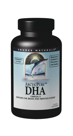 Source Naturals ArcticPure DHA (strawberry)