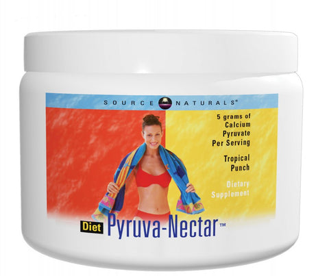 Source Naturals Diet Pyruva-Nectar Drink Mix