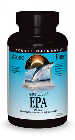 Source Naturals ArcticPure EPA (lemon)