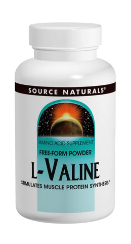 Source Naturals L-Valine Powder
