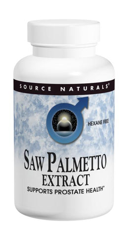 Source Naturals Saw Palmetto Extract