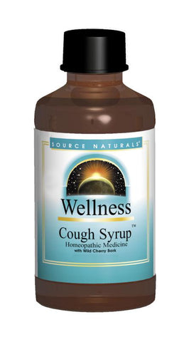 Source Naturals Wellness Cough Syrup