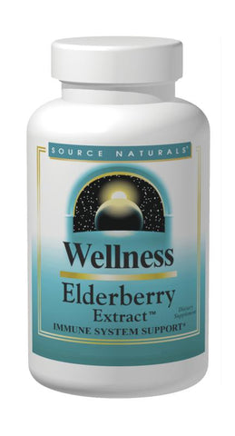Source Naturals Wellness Elderberry Extract