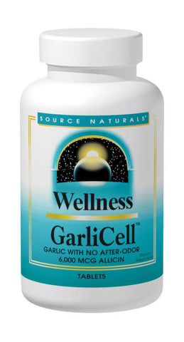 Source Naturals Wellness GarliCell