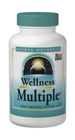 Source Naturals Wellness Multiple