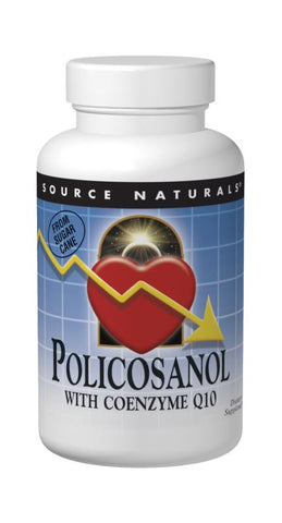Source Naturals Policosanol with CoQ10