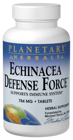 Planetary Herbals Echinacea Defense Force 784 mg