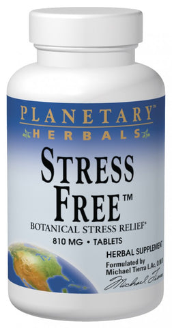 Planetary Herbals Stress Free 810 mg