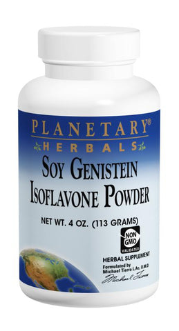 Planetary Herbals Soy Genistein Isoflavone