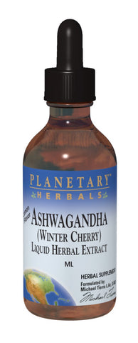 Planetary Herbals Ashwagandha (Winter Cherry) Lemon