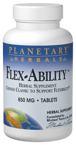 Planetary Herbals Flex-Ability 850 mg