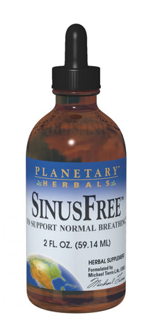 Planetary Herbals SinusFree