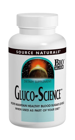 Source Naturals Gluco-Science
