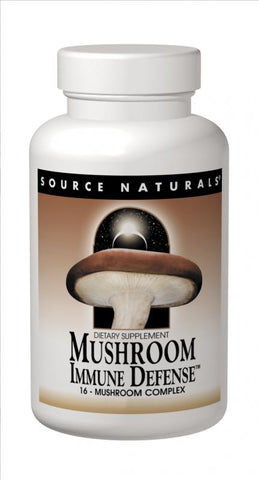 Source Naturals Mushroom Immune Defense