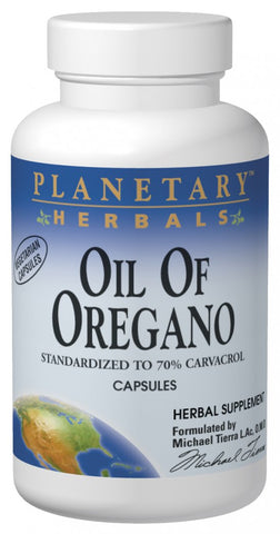 Planetary Herbals Oil of Oregano
