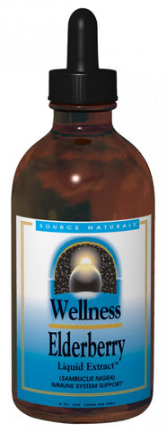 Source Naturals Wellness Elderberry Liquid Extract