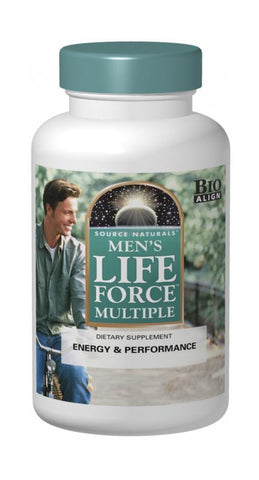 Source Naturals Men's Life Force Multiple