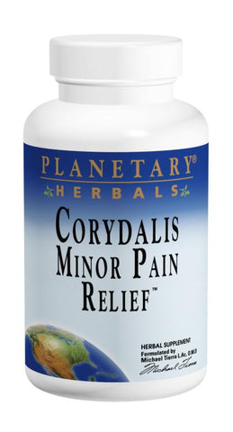 Planetary Herbals Corydalis Minor Pain Relief 750 mg