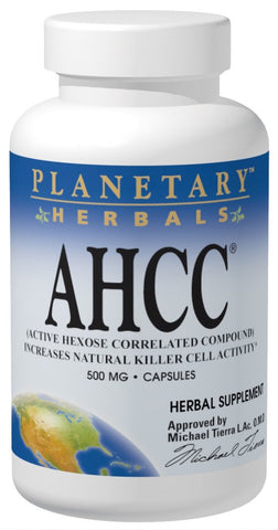 Planetary Herbals AHCC