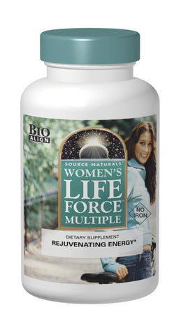Source Naturals Women's Life Force Multiple No Iron