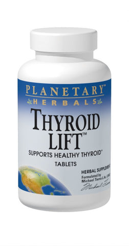Planetary Herbals Thyroid Lift