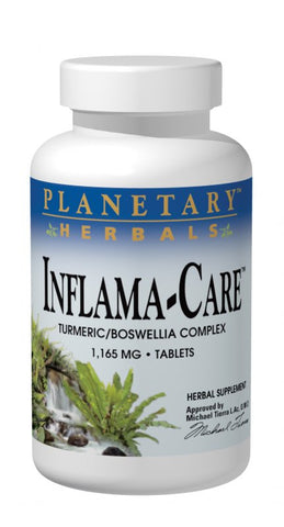 Planetary Herbals Inflama-Care 1165 mg