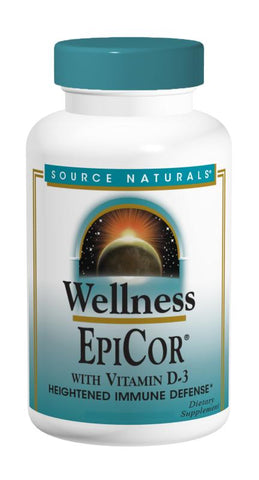 Source Naturals Wellness EpiCor with Vitamin D-3