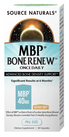 Source Naturals MBP Bone Renew