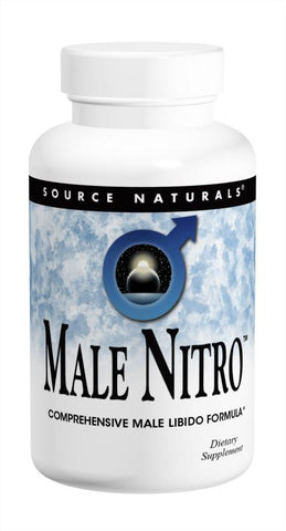 Source Naturals Male Nitro