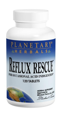 Planetary Herbals Reflux Rescue