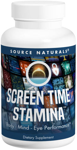 Source Naturals Screen Time Stamina