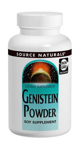 Source Naturals Genistein Powder