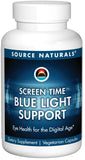 Source Naturals Screen Time Blue Light Support